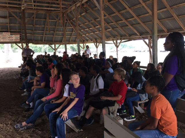OSVA-6th-graders-Texas-History-Lesson